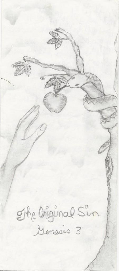 The Original Sin Artist: Wannita Bush