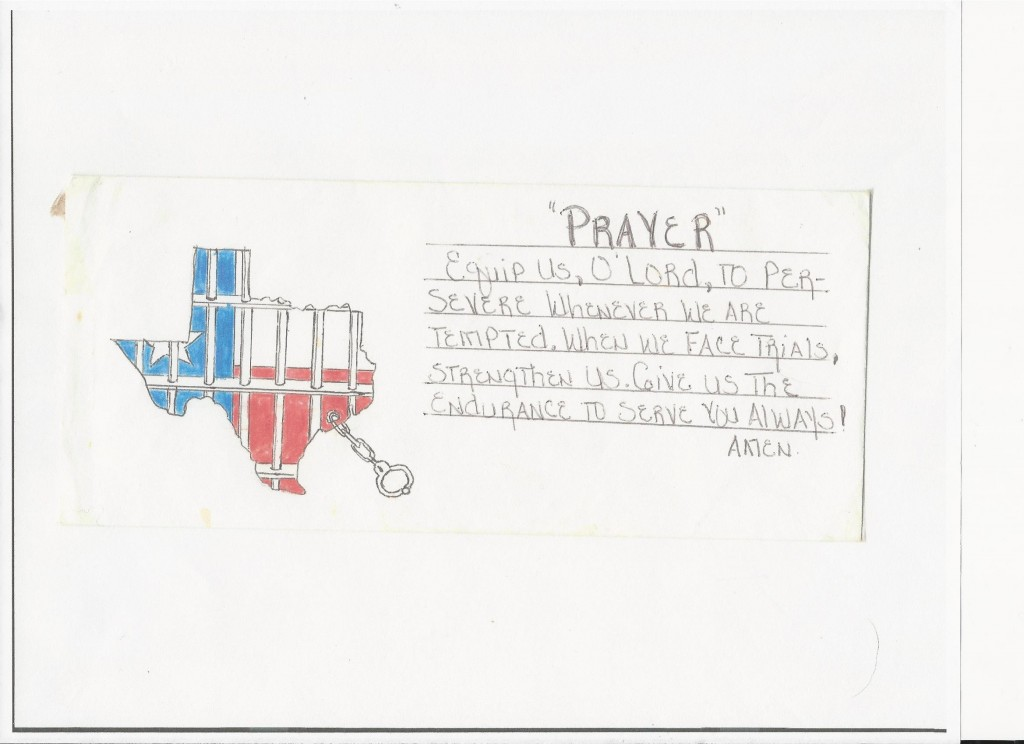 Texas Chains Artist: Prisoner in Texas